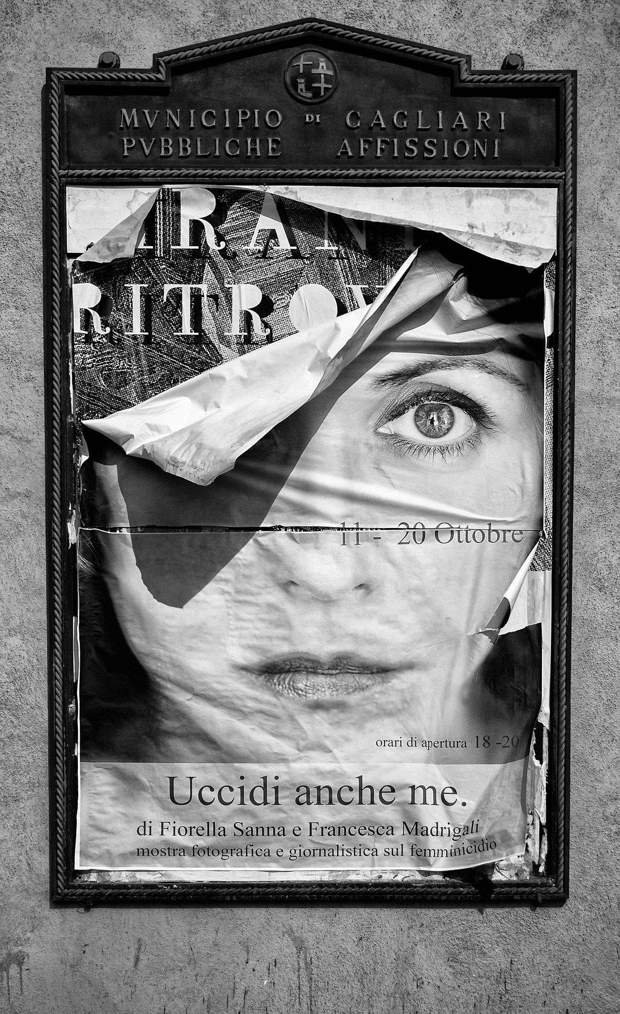 Poster Cagliari, Sardinia 2013