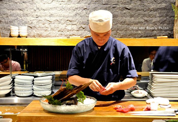 本壽司台中日本料理10