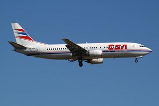 CSA - Czech Airlines Boeing 737-45S OK-DGM