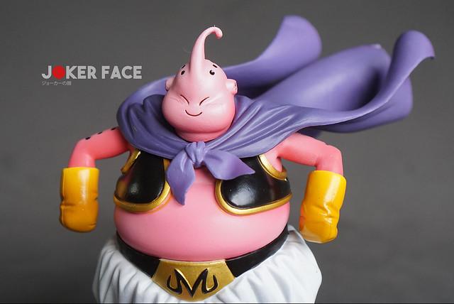 Mô hình Majin Boo Zokei 3 - Dragon Ball