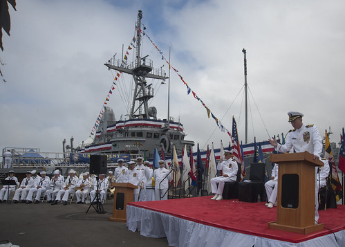 MCMRON 3 Holds Change of Command in San Diego