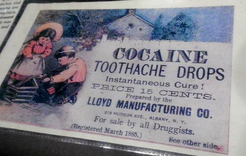 cocaine drops