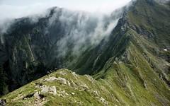 da Cerreto Alpi al rifugio Città di Sarzana (Parco del Gigante)
