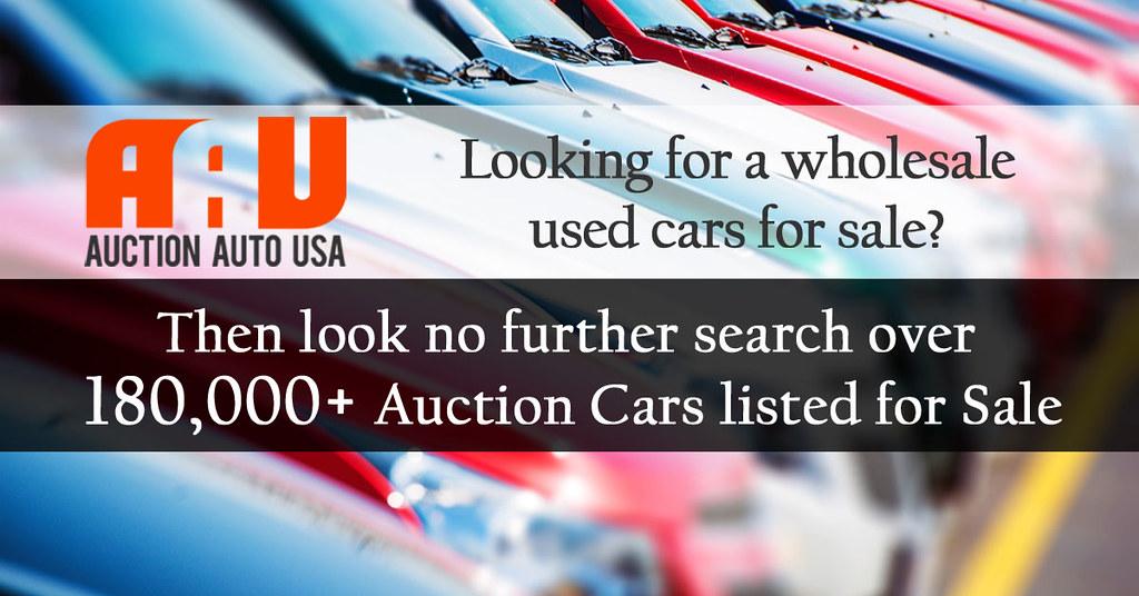 Auction Auto USA\'s most interesting Flickr photos | Picssr