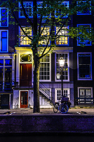 Amsterdam Blue Atmosphere