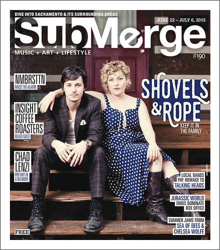 Shovels and Rope -M-Submerge-Mag-Cover