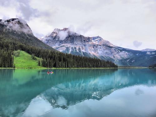 Emerald Lake HDR 20150618