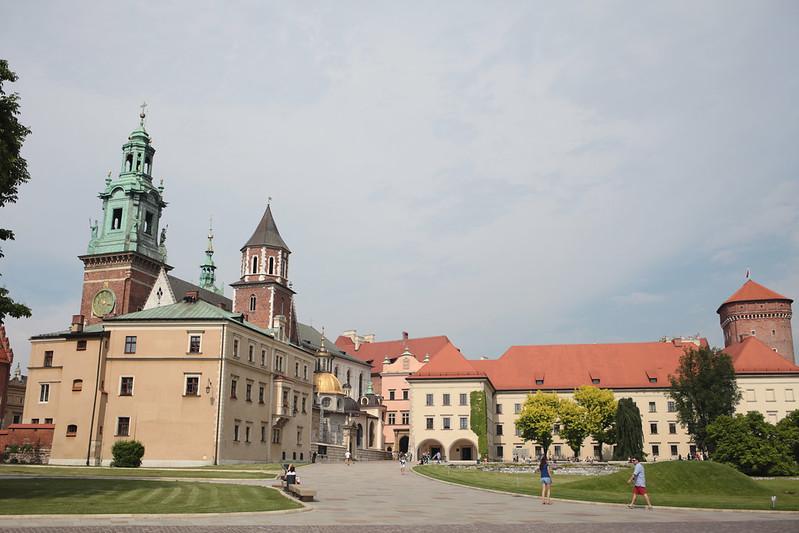 Wawel Castle Krákow