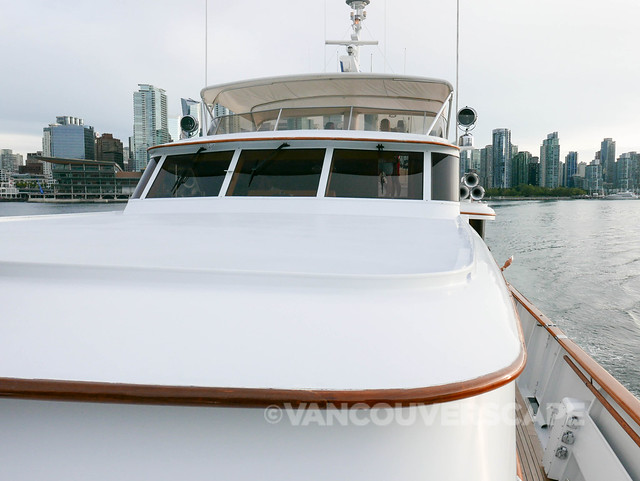 Airbnb at Sea: Aboard the Oriana Luxury Yacht in Vancouver