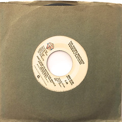 THE DOOBIE BROTHERS:WHAT A FOOL BELIEVES(45)(JACKET B)
