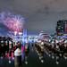 #melbwinter Docklands Fireworks