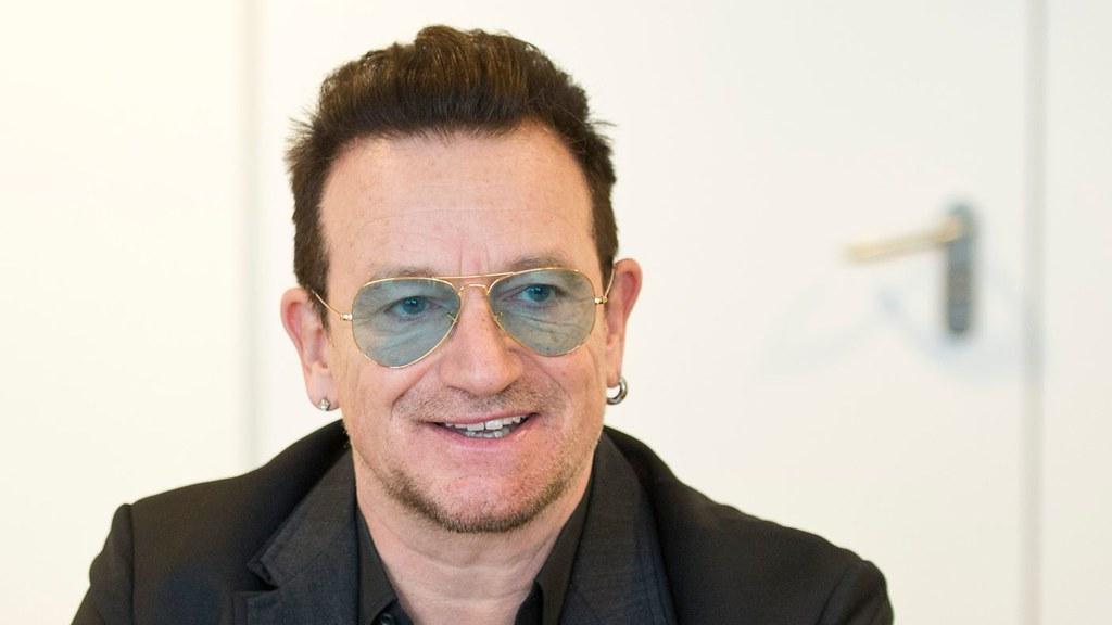 Фото | Боно из U2
