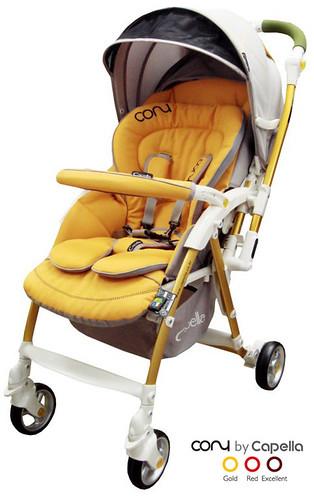 CAPELLA Cony Premium - yellow