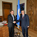 Secretary General Meets with Guatemalan Presidential Candidate
