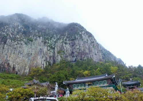 Co-Jejudo-Seogwipo-Sentier Olle 10-Sanbangsan (28)