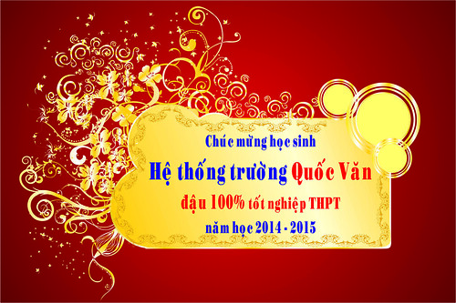 Chuc mung dau tot nghiep 100