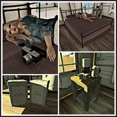 The Challenge - NEW round - FREE animated mesh bed (pack of four) FREE