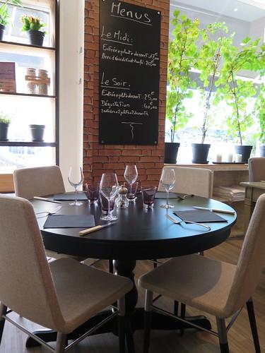 Restaurant Racines, à Bordeaux