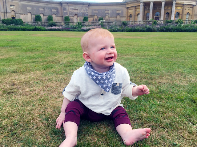 zach at Ickworth