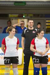 TGI 2016 : Nations Cup Women - Pool : Switzerland - Taïwan