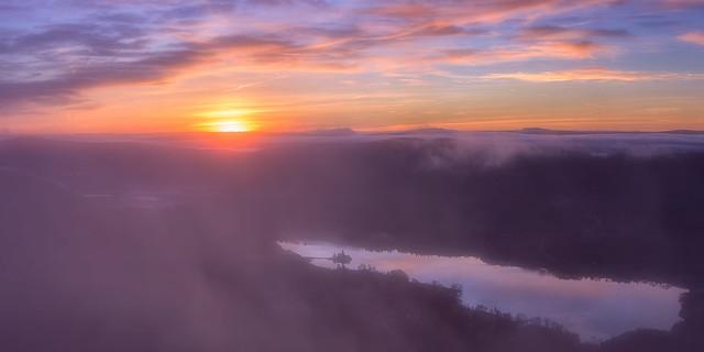 Trossachs Sunrise