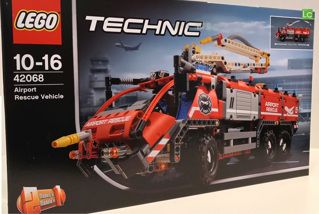 42068-1 Airport Rescue Vehicle