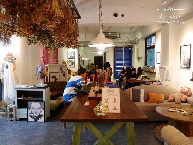 Bonnie sugar善導寺站台北車站附近不限時咖啡餐廳下午茶 (3)