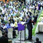 Compartir Navideño Dirigentes del PLD en la Zona Norte
