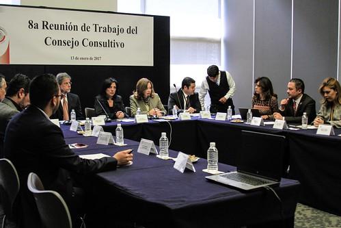 Consejo Consultivo del Canal del Congreso 13/ene/17
