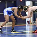 DHS Wrestling vs Myrtle Beach (Playoffs-Round 1) 2-4-17