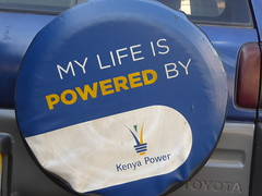 Mylife is powered by Kenya Power