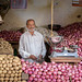 Devaraja Market - up to his waste in spuds by (jimnealephoto@gmail.com)