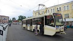Irkutsk tram 71-619KT 225