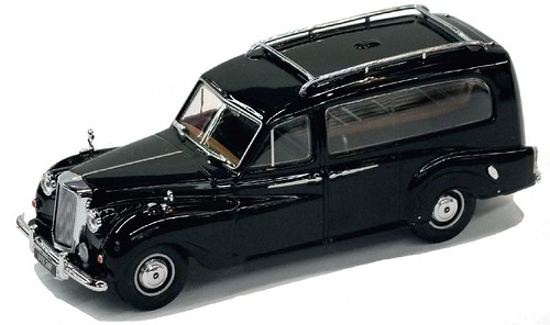 18 Oxford Austin A125 Sheerline funebre