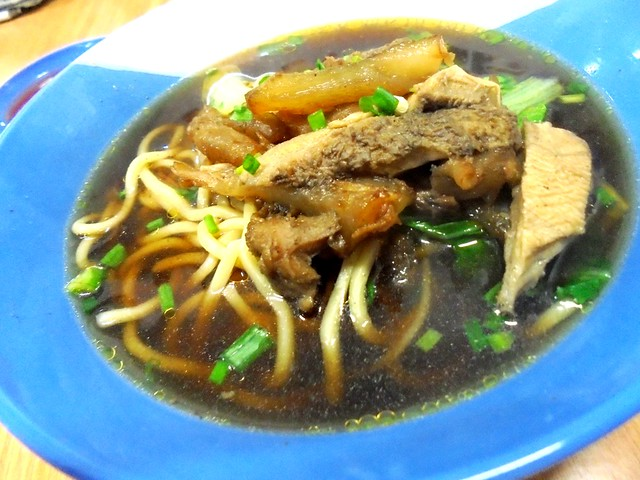 Stall 52 beef noodle special 1