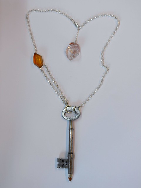 Simple Key Pendant - 1