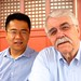 Beijing, Forbidden City: teacher and student by Blue Poppy