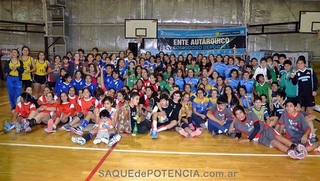 Participantes IV edición