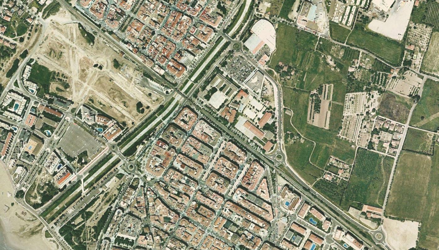 cambrils, tarragona, toyorlta antes, urbanismo, planeamiento, urbano, desastre, urbanístico, construcción