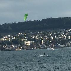 #kiteboarden #zürich #see