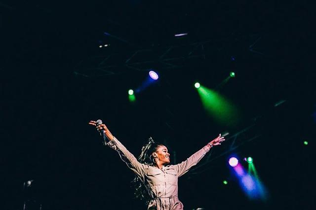 Azealia Banks - NOS Alive'15