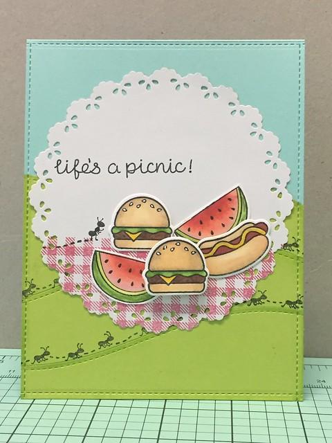 Life's a picnic