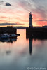 Newhaven Sunset 14th June '15