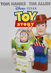 Lego Toy Story Poster