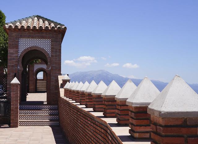 10. Comares, Spain