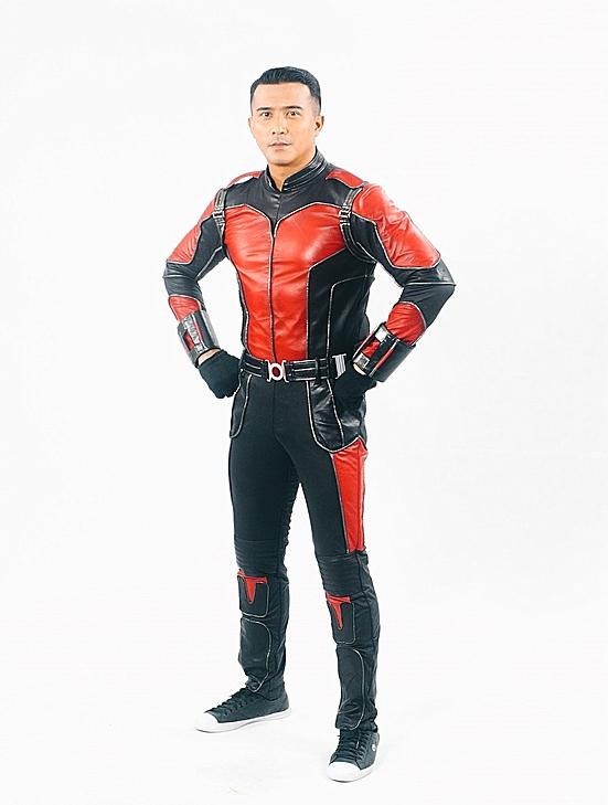 Aaron Aziz Dilantik Jadi Duta Selebriti Untuk Filem ANT-MAN di Malaysia