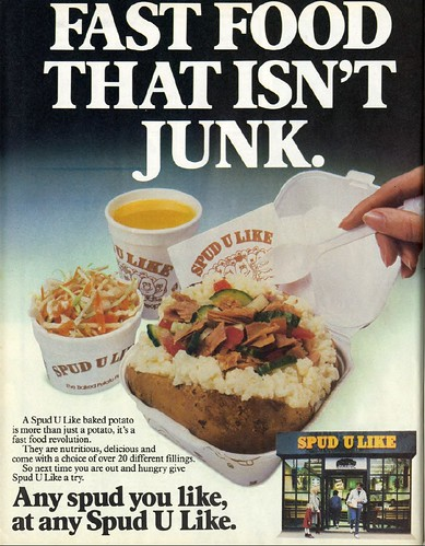 Spud U Like - 1984