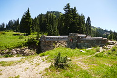Pedestrian Bridge over Chinook Pass