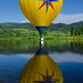 Yellow Balloon by AndrKra