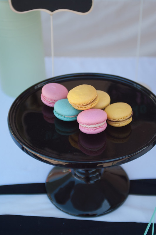 KatyKaty Cake Co. macarons at the Cleveland Markets, Brisbane SE Australia